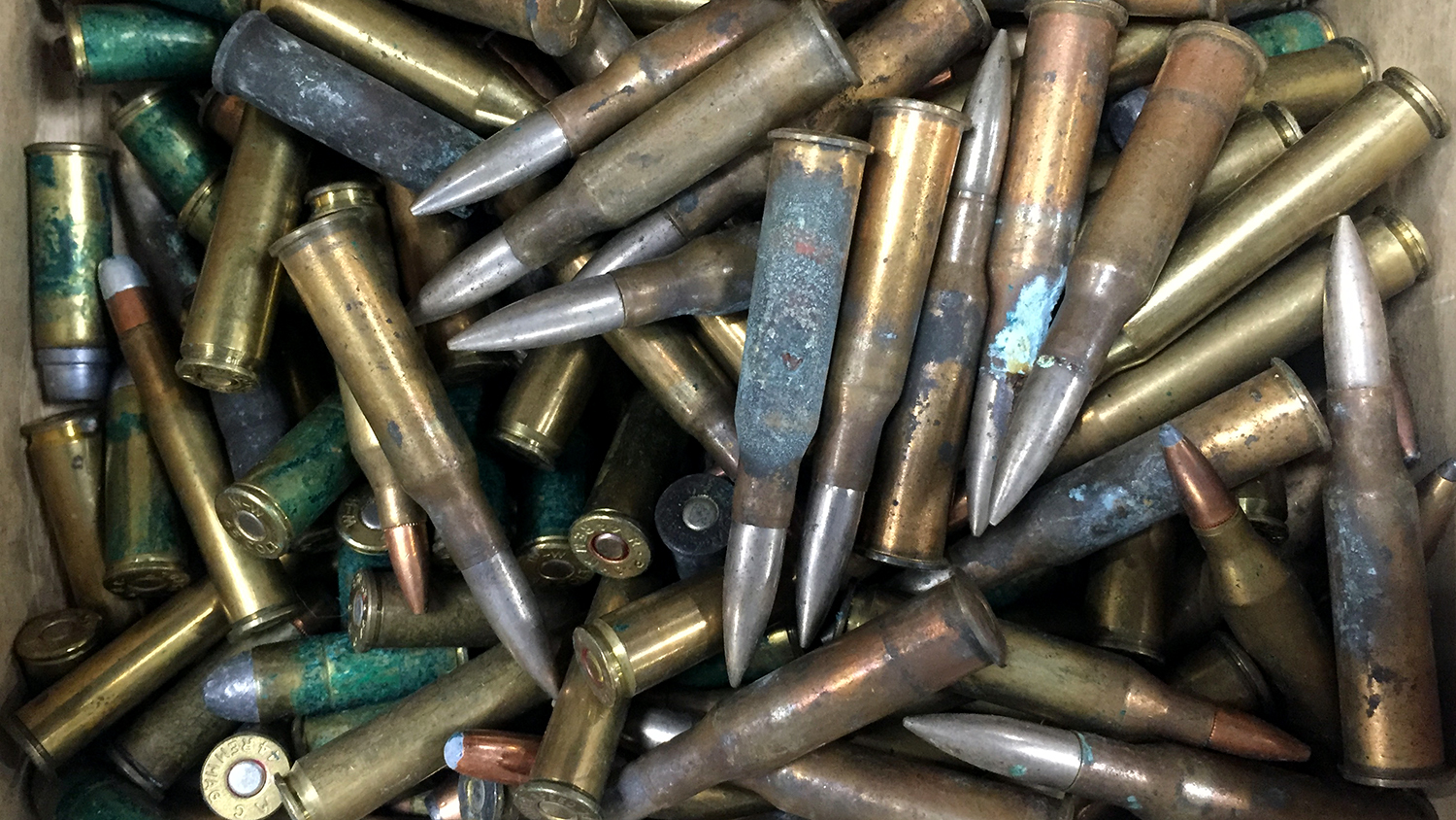 How Do You Get Rid Of Bad Ammunition?