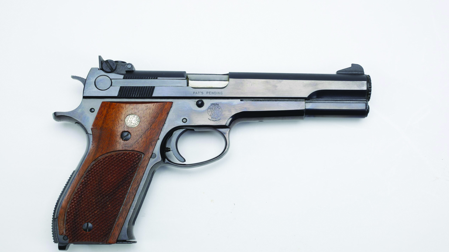 Gun of the Day: Smith & Wesson Model 52