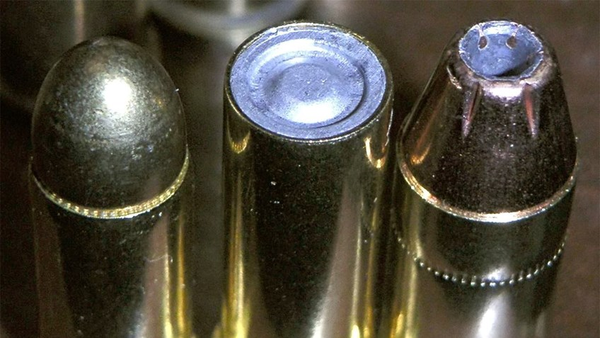 What Are Wadcutter Bullets?