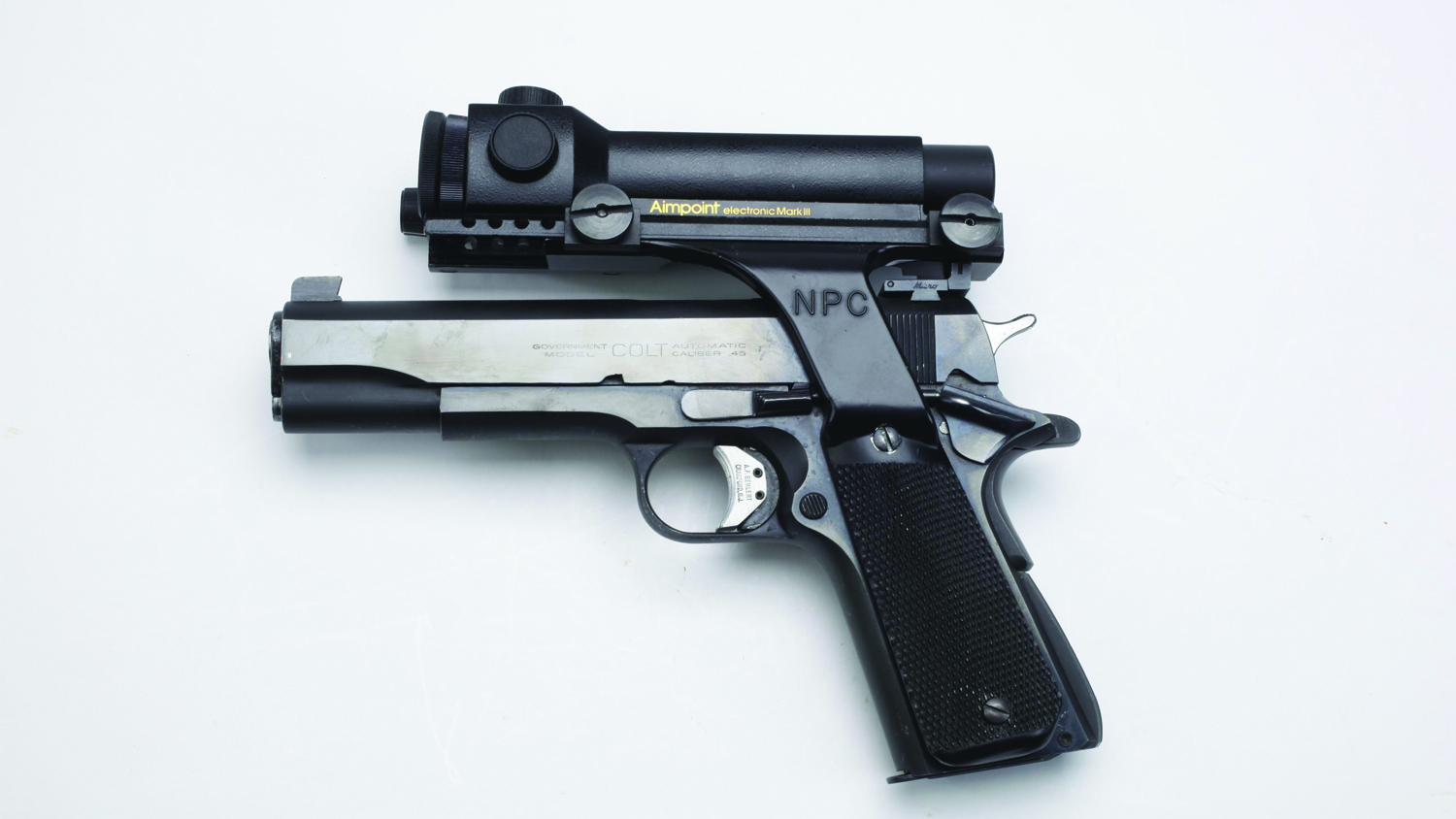 Gun of the Day: Colt Government Model