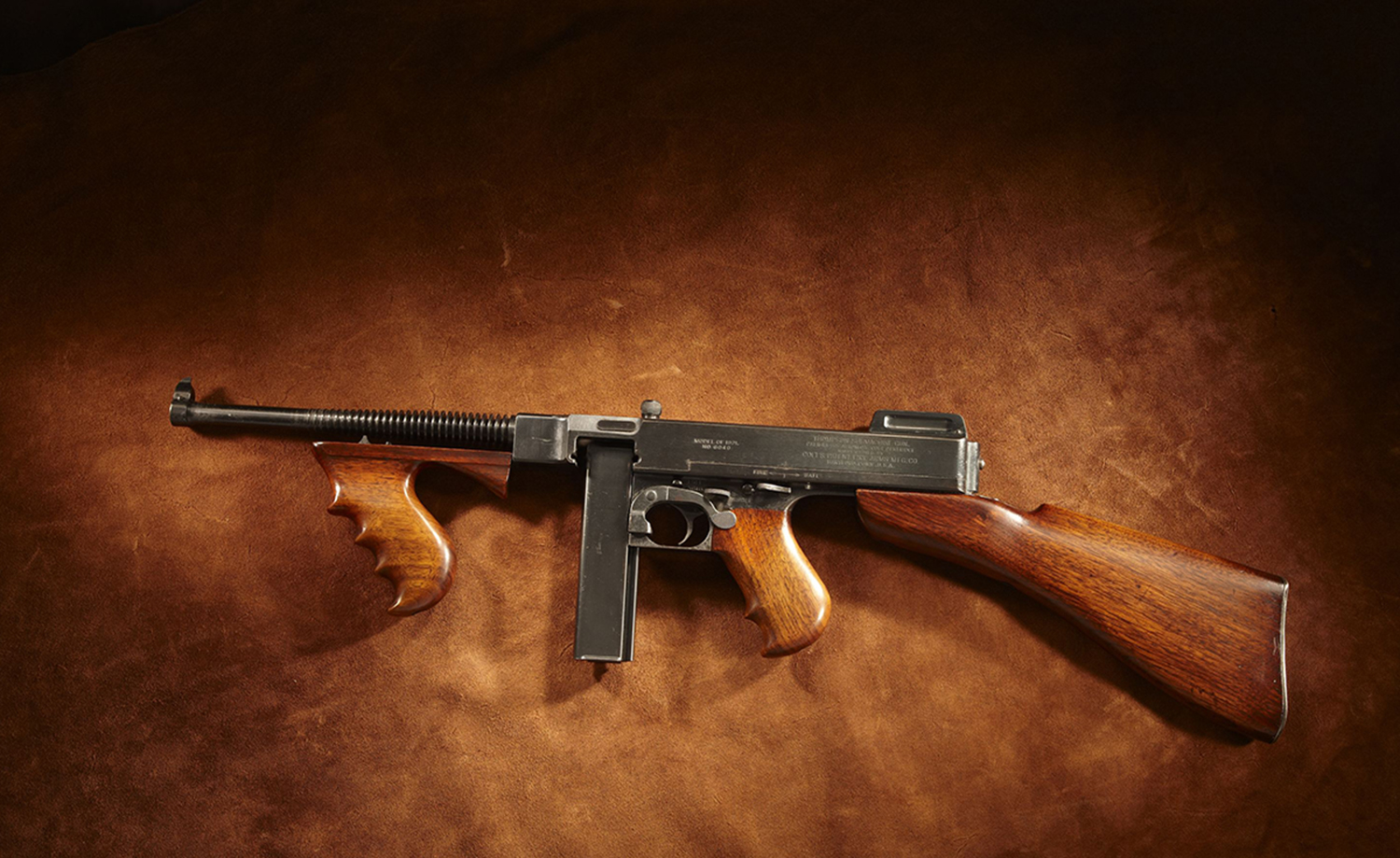 Gun of the Day: The Thompson Submachine Gun