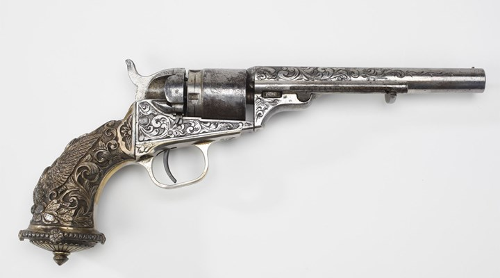 The Most Famous Firearm Forgeries