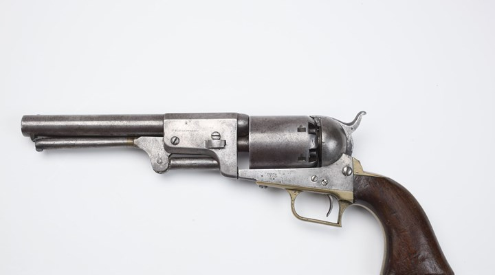 Gun of the Day: Colt Second Model Dragoon Revolver