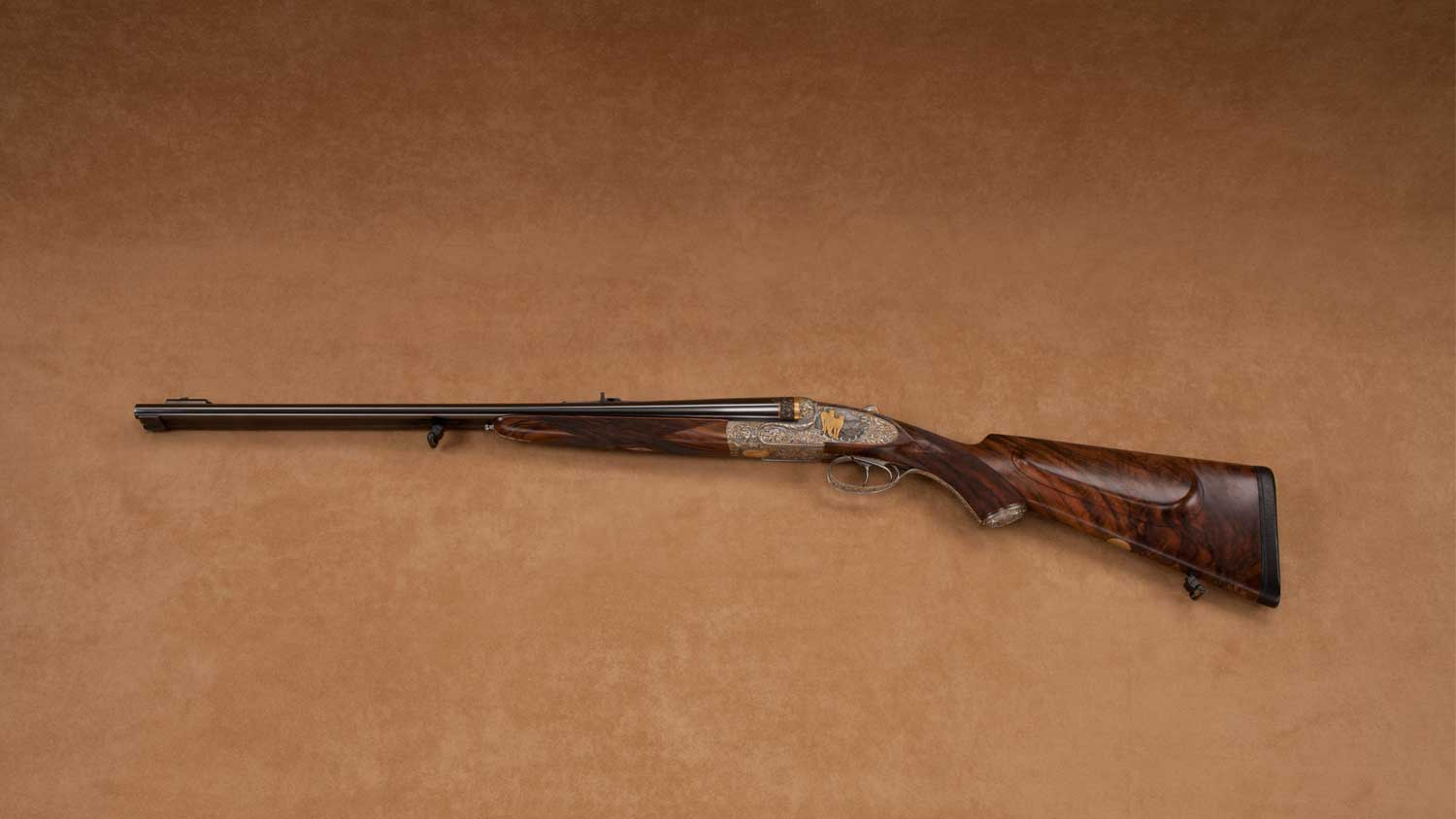 Gun of the Day: Holland & Holland Double Rifle