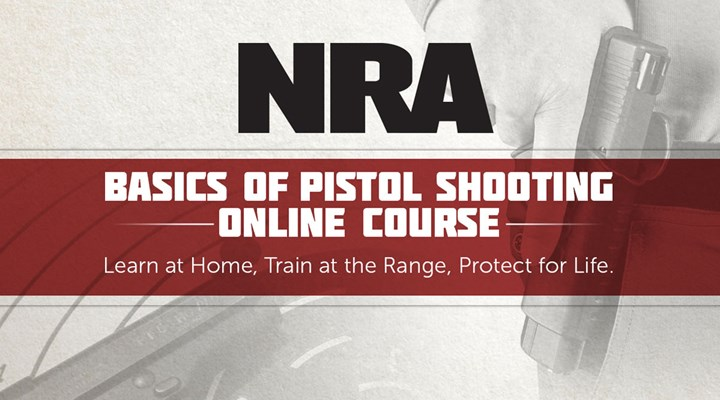 NRA Basics of Pistol Shooting Course Questions Answered
