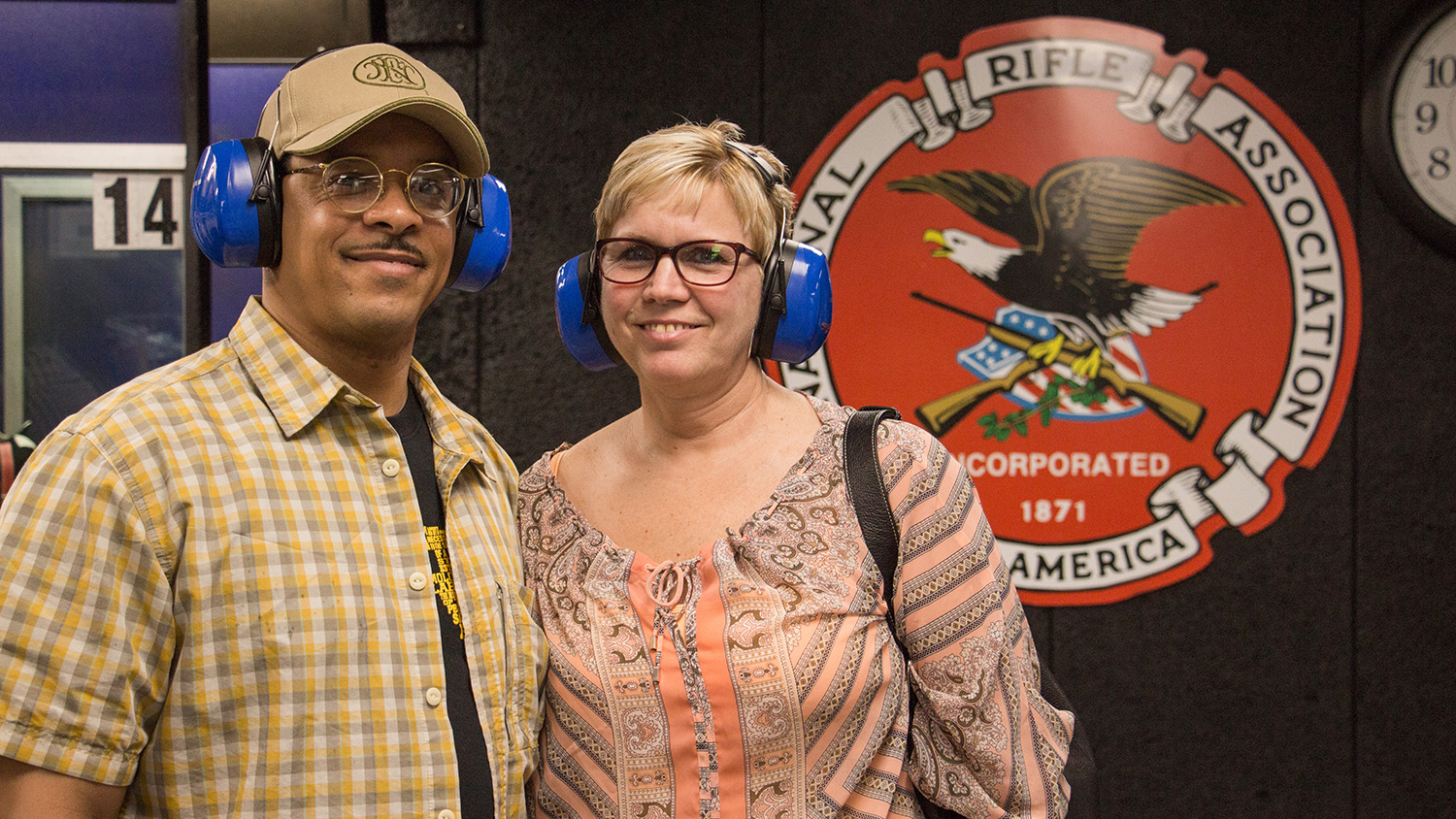 Great American Outdoor Show Raffle Winner Visits NRA Headquarters