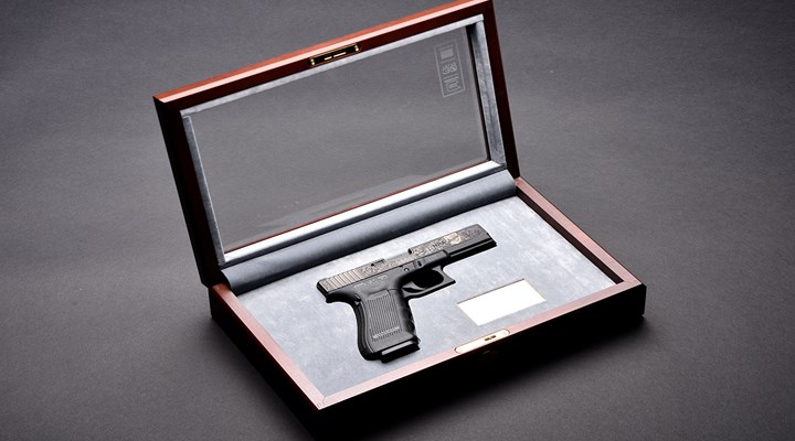 GLOCK Celebrates 30th Anniversary with Donation to NRA