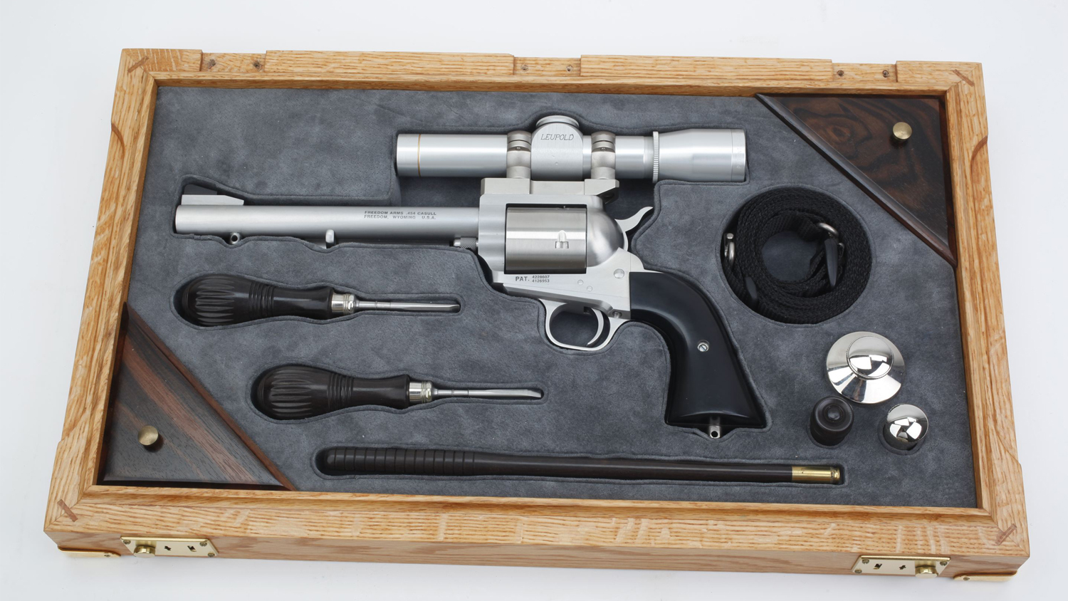 Gun of the Day: Freedom Arms .454 Casull Revolver