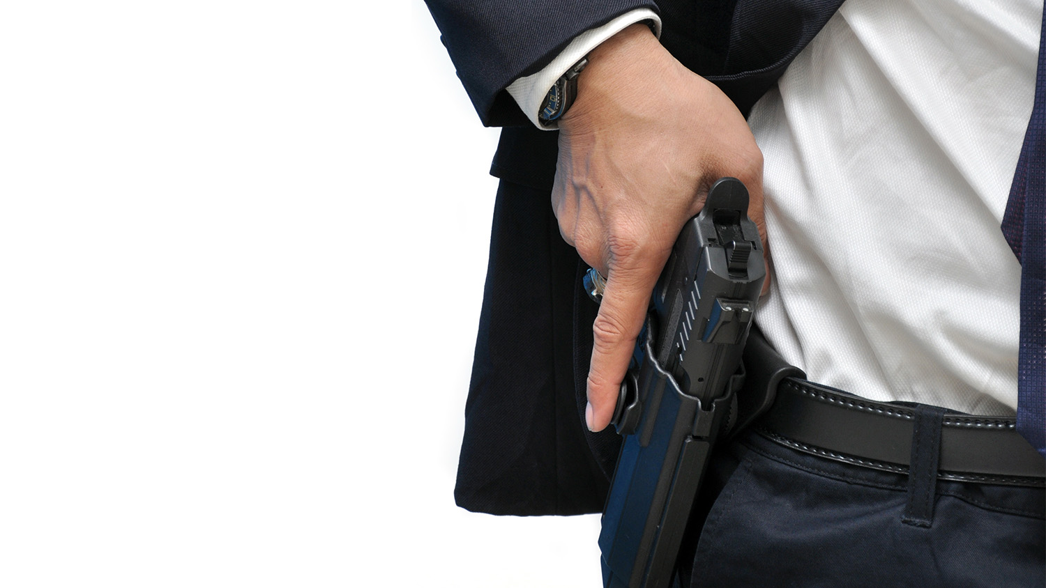 Principles of Concealed Carry: Choosing Your Carry Gun