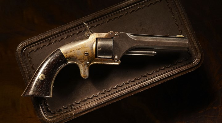 A Brief History of Firearms: The Self Contained Cartridge
