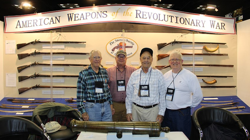 Take a Stroll Down Gun Collectors Row at NRA Annual Meetings & Exhibits