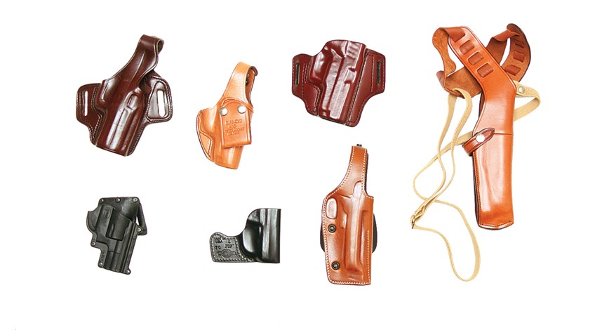 Principles of Concealed Carry: Types of Holsters