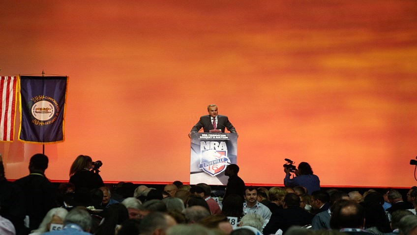 Big News from Henry Repeating Arms at the National NRA Foundation Banquet