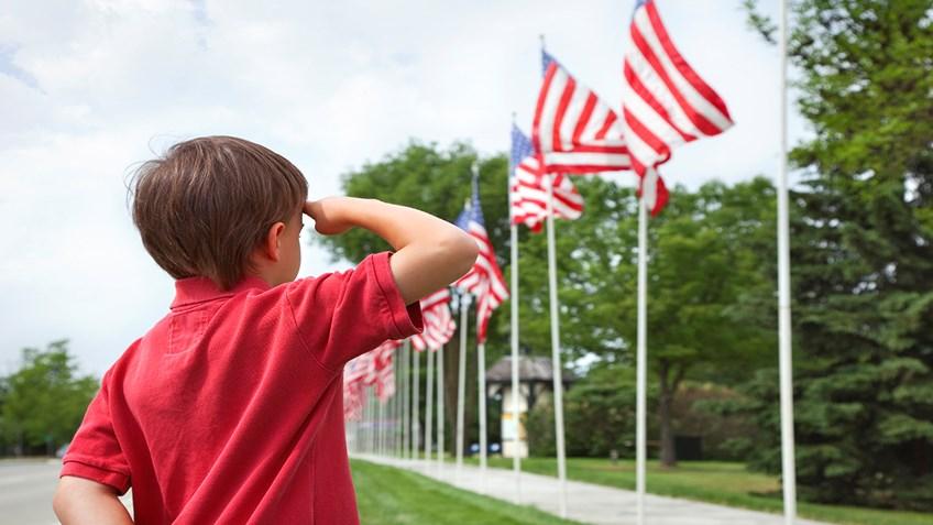 The NRA Salutes Those Who Serve