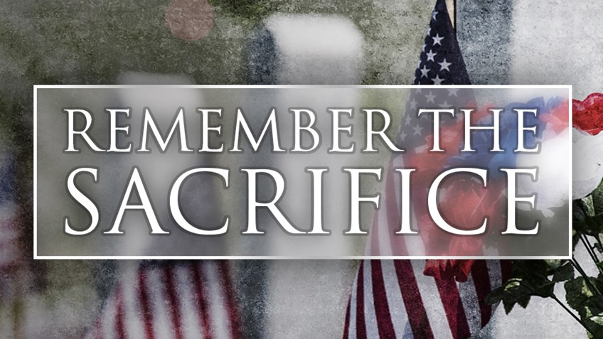Remember the Sacrifice