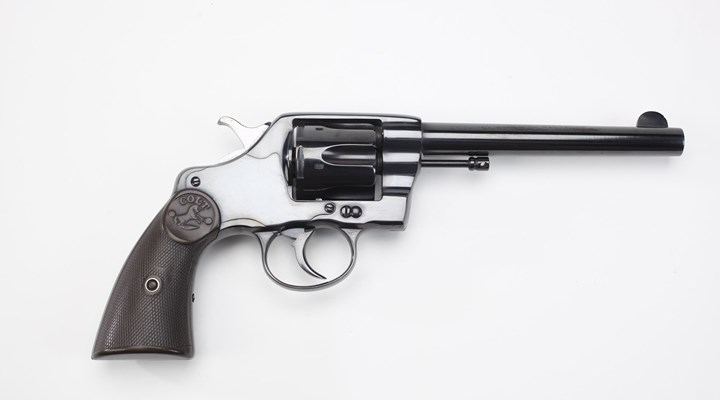 A Brief History of Firearms: Birth of the Modern Revolver