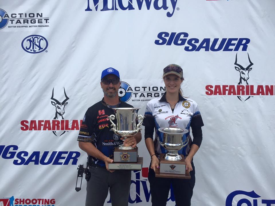 Doug Koenig & Tiffany Piper: Your Bianchi Cup Winners