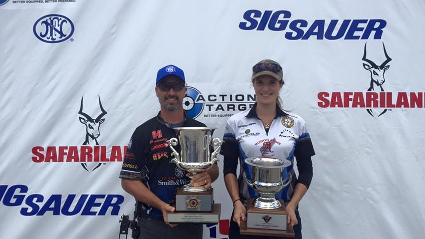 Doug Koenig & Tiffany Piper: Your Bianchi Cup Winners