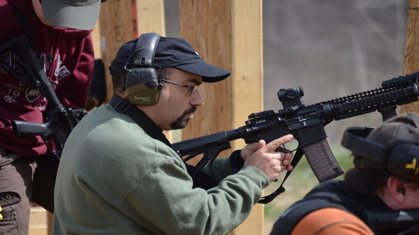 America's Rifle: Building a Relationship With Your AR