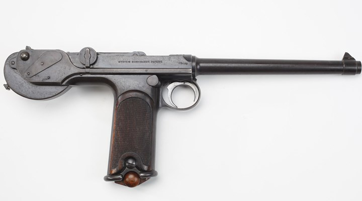 A Brief History of Firearms: Early Auto-loaders