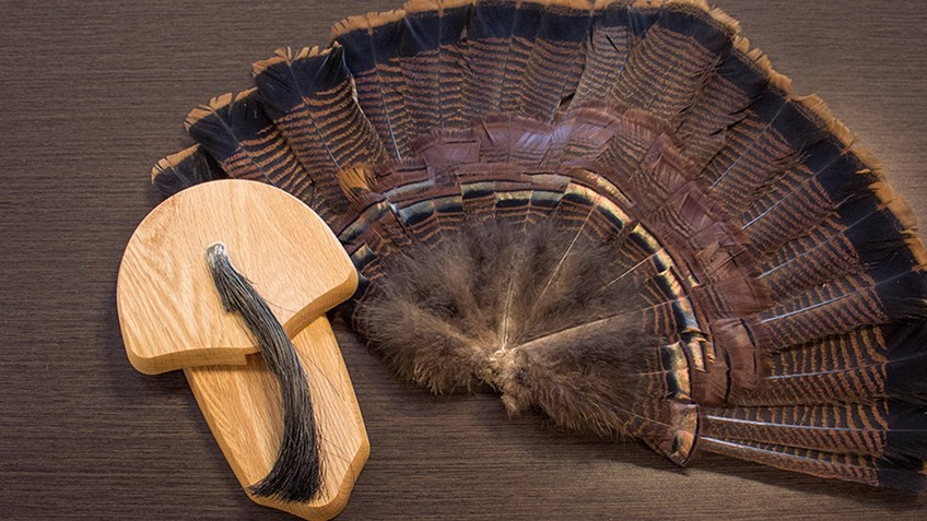 Mount Your Own Turkey Fan
