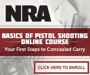 NRA Basic Pistol Online Course