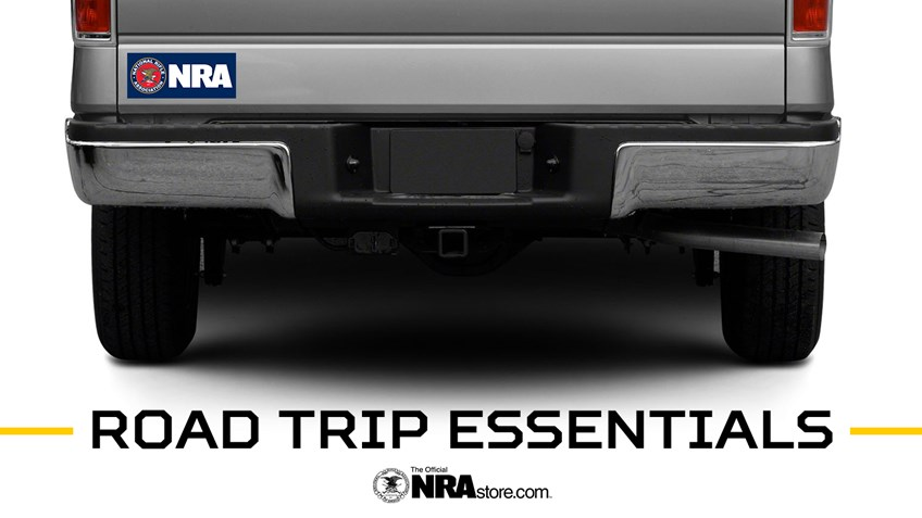 NRA Store Product Highlight: Road Trip Essentials