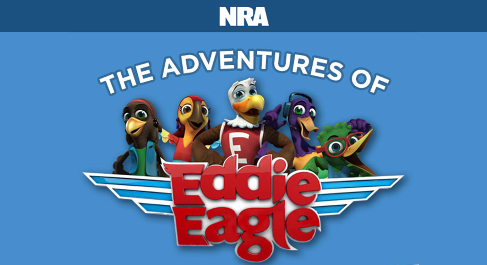 The Adventures of Eddie Eagle