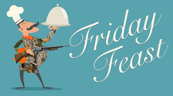 Friday Feast: Venison Sloppy Joes