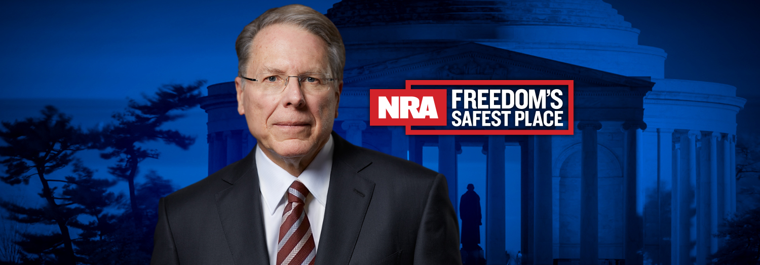 NRA's Wayne LaPierre: Corrupt Elites Get To Decide Who Goes To Prison