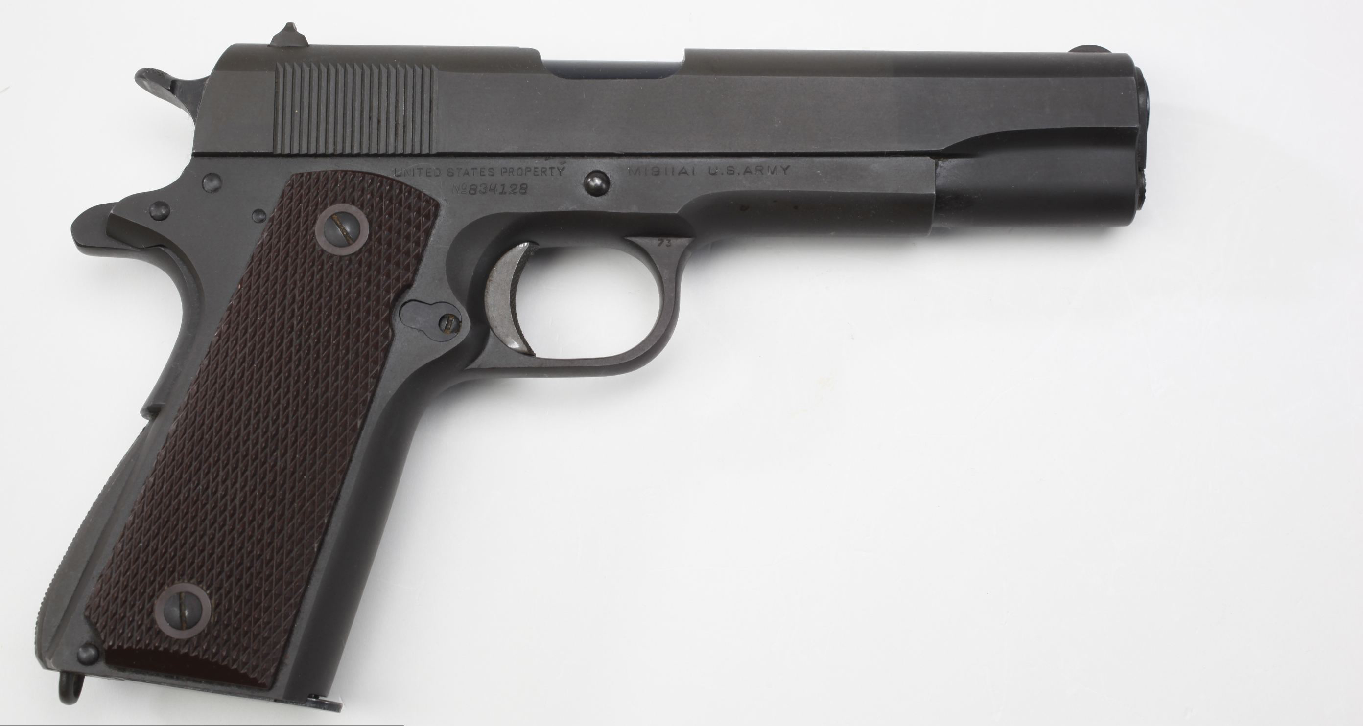 Do You Know Your Presidential Firearms?
