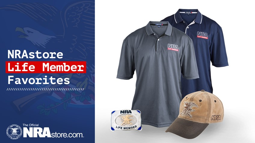 Life Member Favorites from the NRA Store