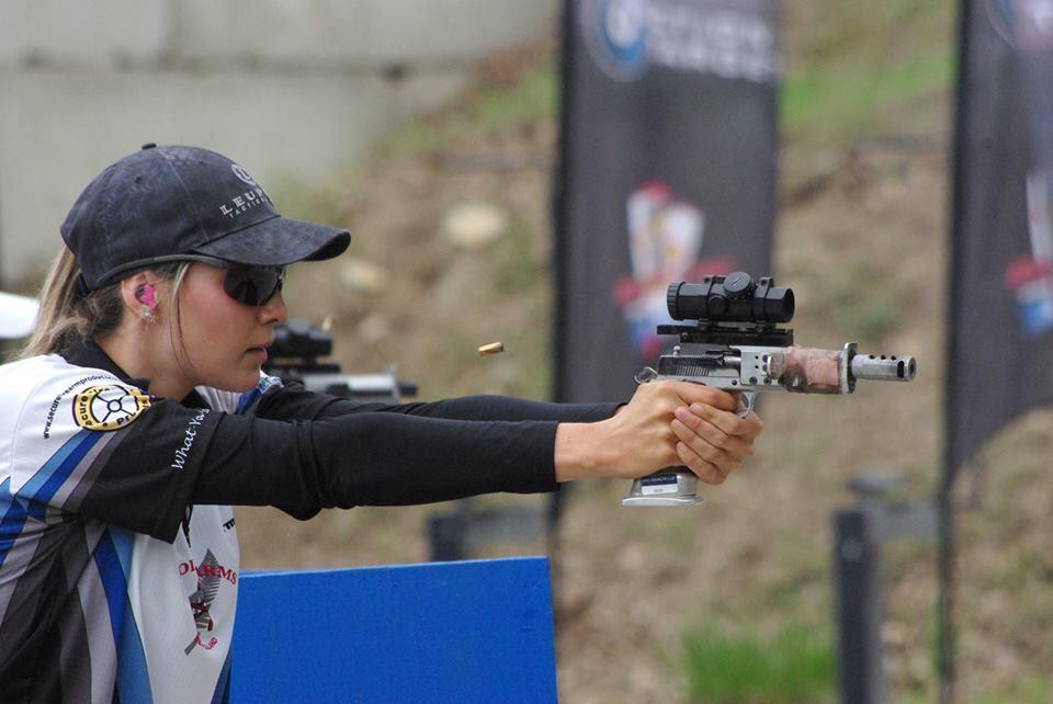Who Taught You To Shoot: Tiffany Piper