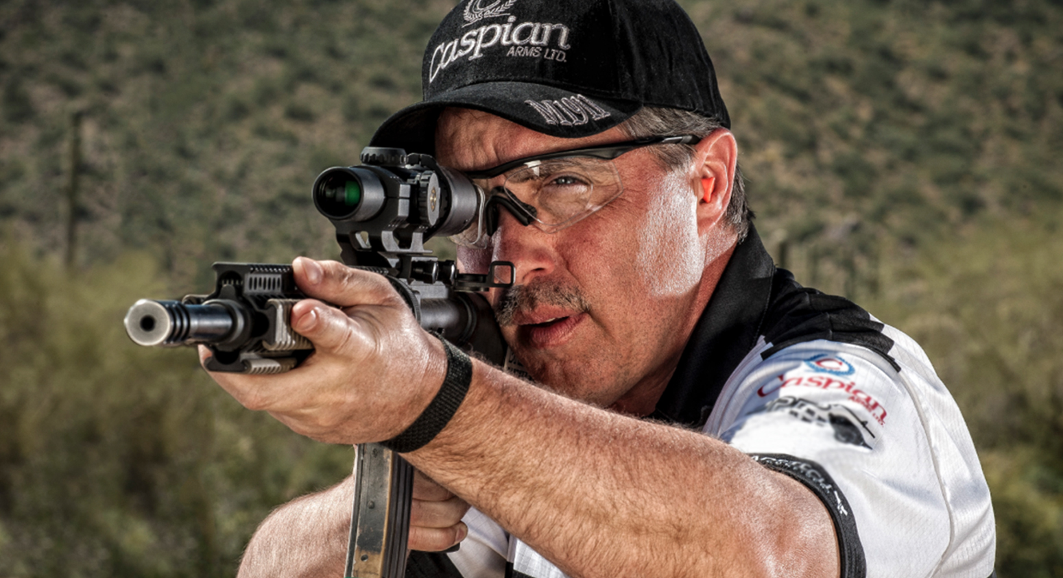 The Undisputed NRA World Shooting Champion: Bruce Piatt
