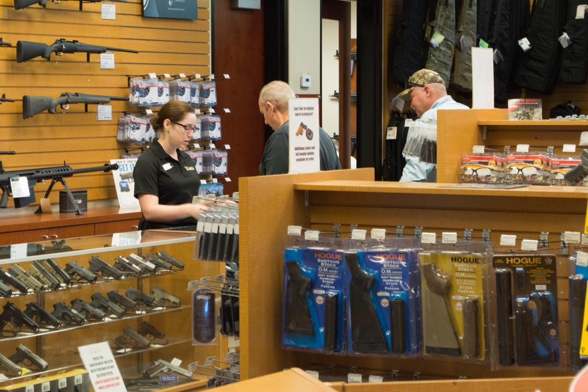 Buying and Selling a Firearm: Straw Purchases