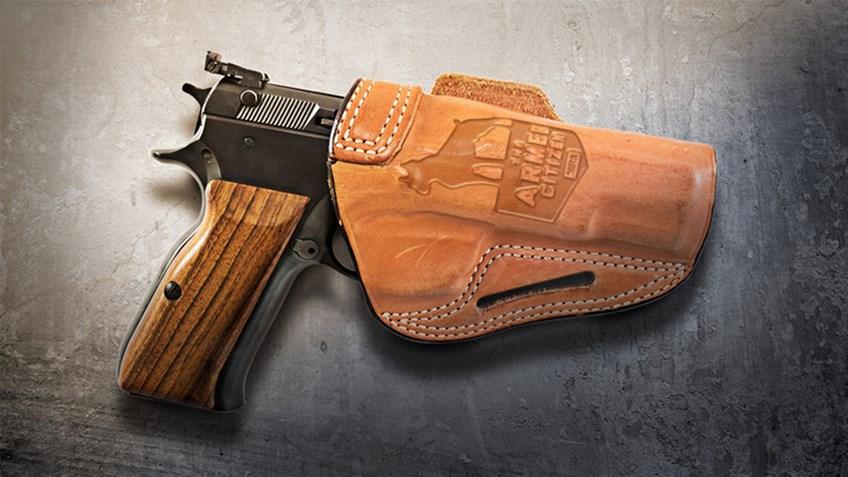 A Good Guy with a Gun