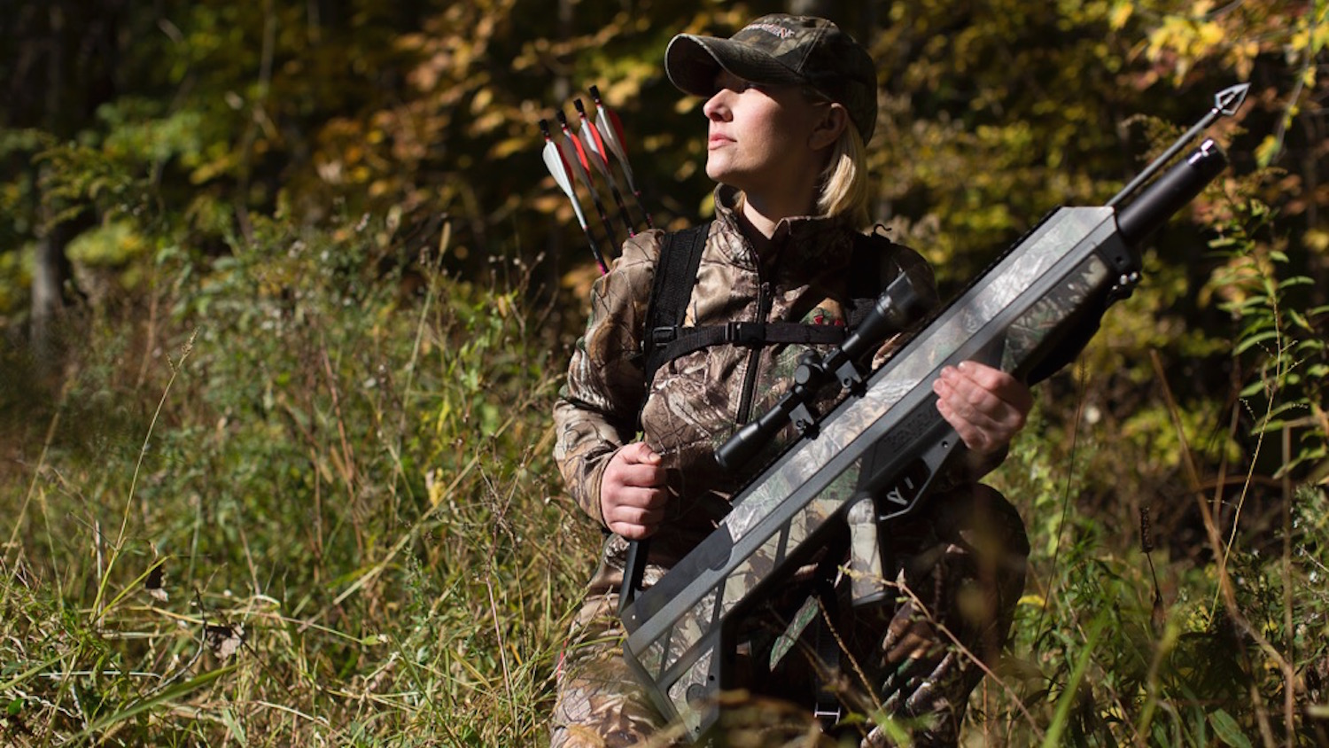 Maryland regulations could expand hunting use of Crosman's 'Airbow'