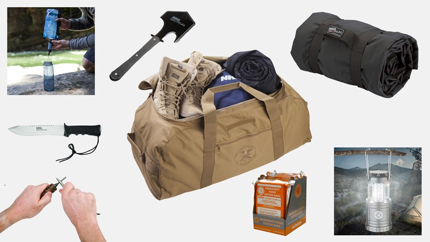 Build Your Own Bug Out Bag