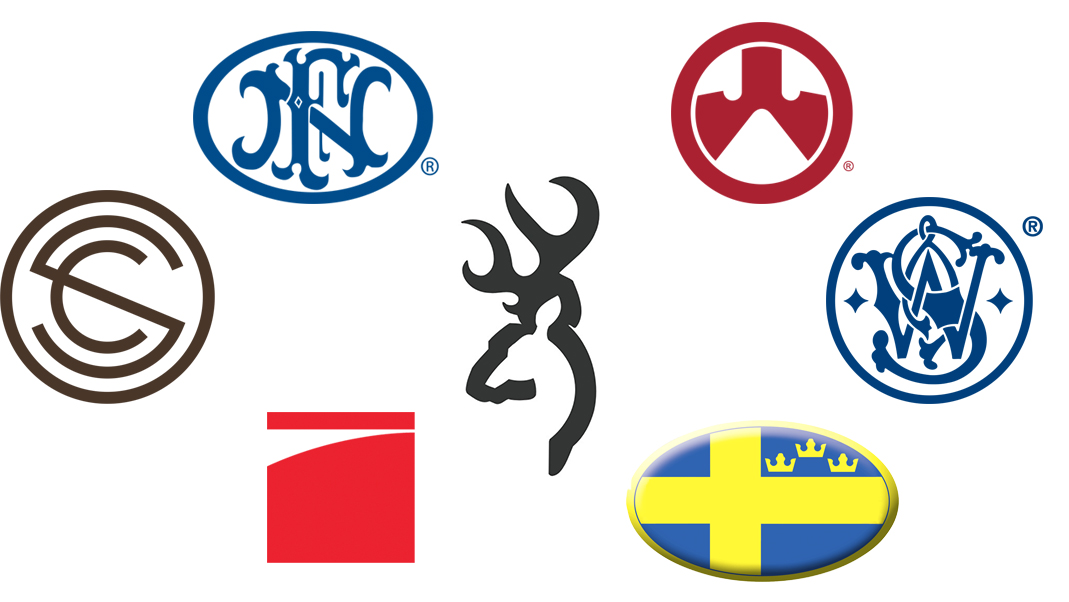 Can You Name These Firearm Industry Logos?