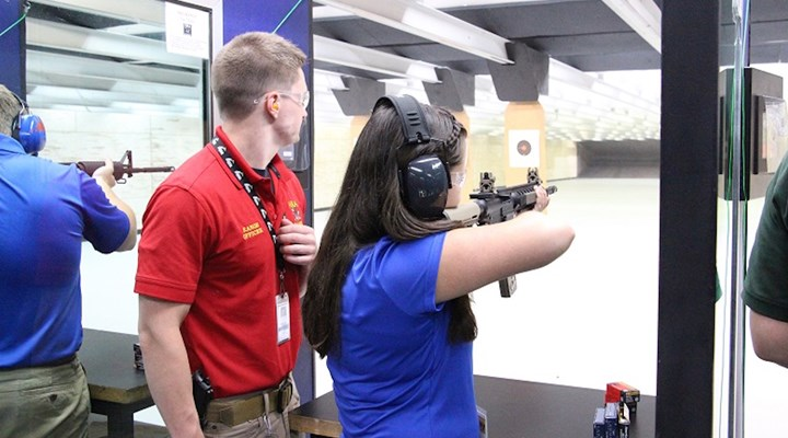 NRA Headquarters Range earns 2016 Best of Fairfax honors