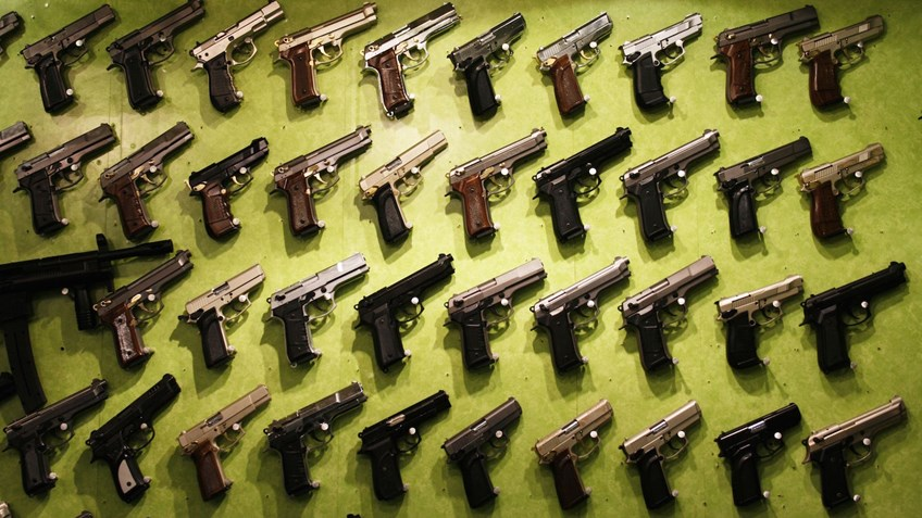 Size Matters! The World's Biggest Handguns