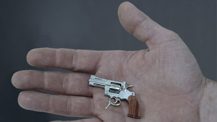 Size Matters! The World's Smallest Handguns