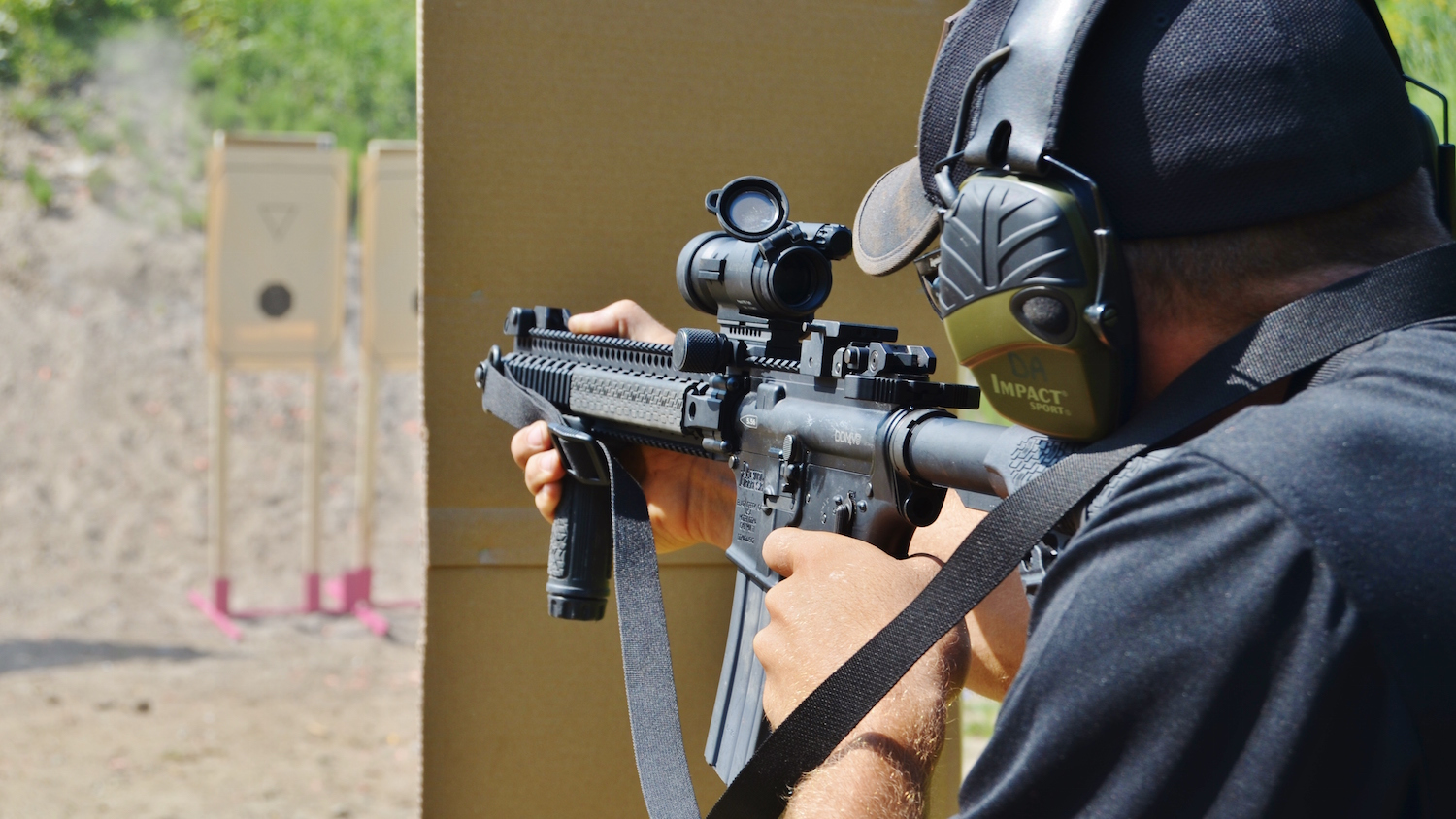 America's Rifle: Fundamentals of AR Shooting