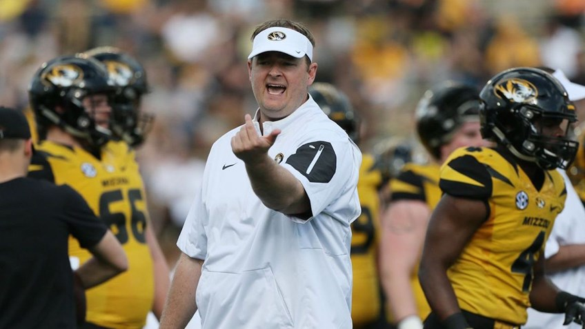 Toothless Tigers: Mizzou head football coach forbids players from owning handguns