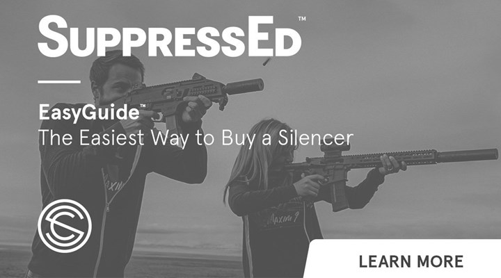 SilencerCo SuppressEd EasyGuide