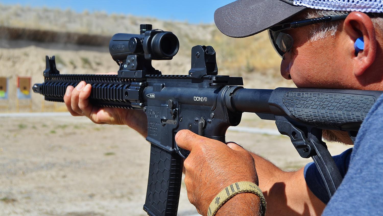 Assault is a Behavior, Not a Firearm
