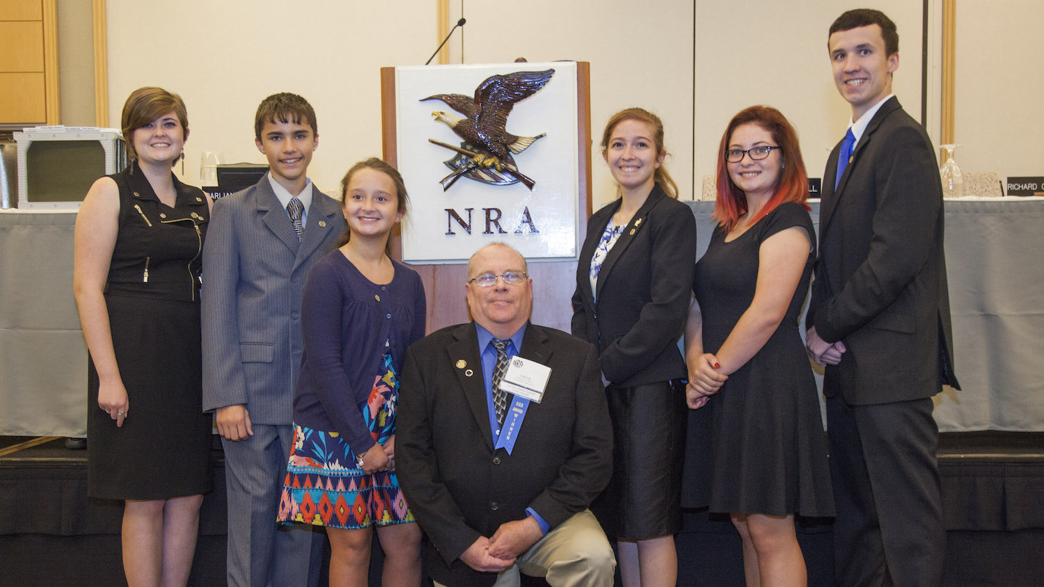 NRA bestows National Awards to outstanding individuals, groups at Board Meetings