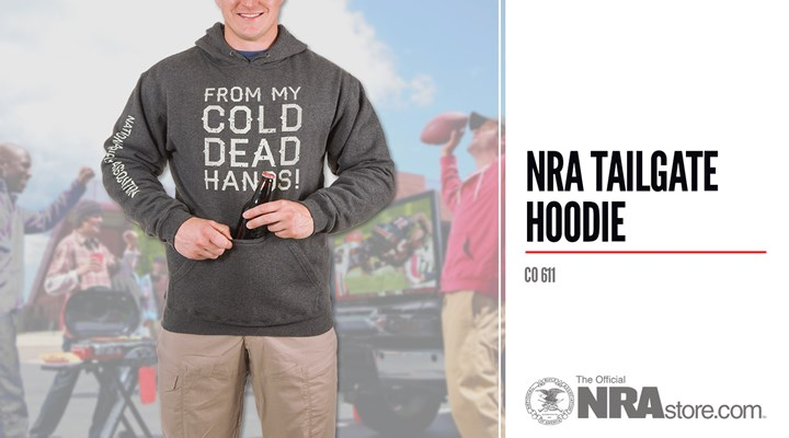 NRAstore Product Highlight: Tailgate Hoodie