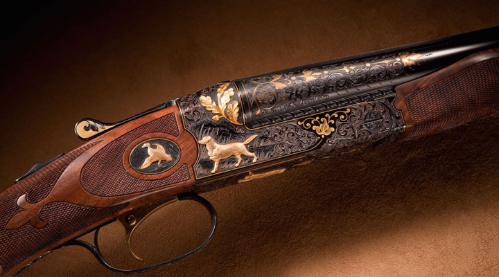 12 Incredibly Engraved Firearms