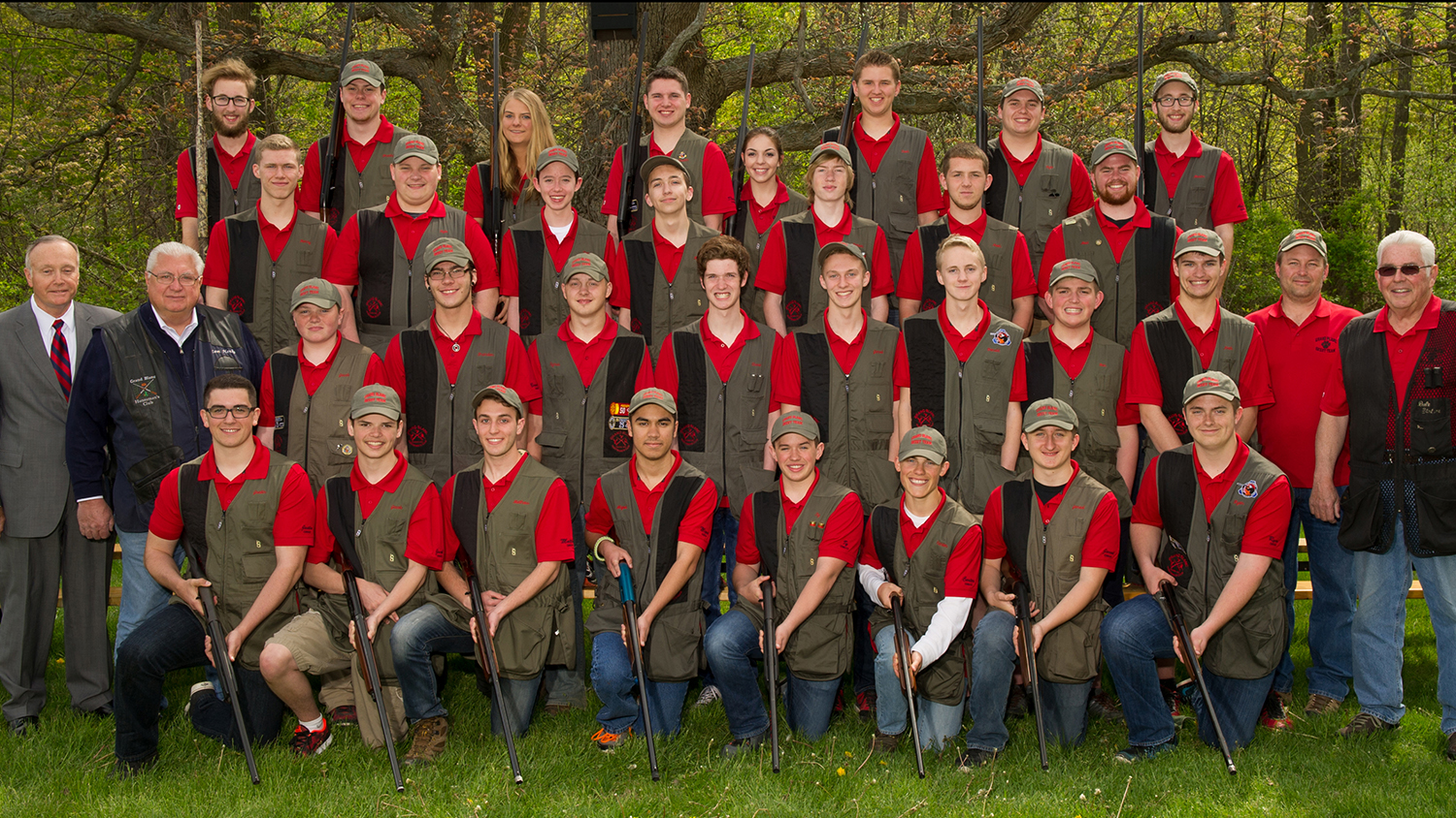 Michigan High School Skeet Team Rises to the Top